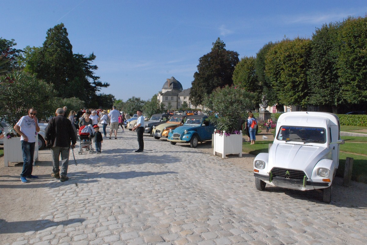Rencontre nationale 2cv 2016