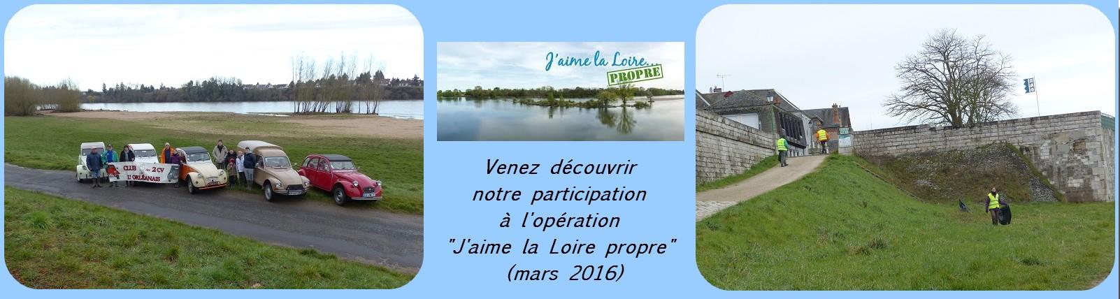 Loire propre