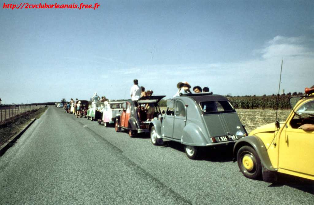 19eme rencontre nationale 2cv clubs france