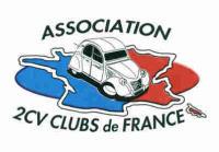 Association 2CV Clubs de France
