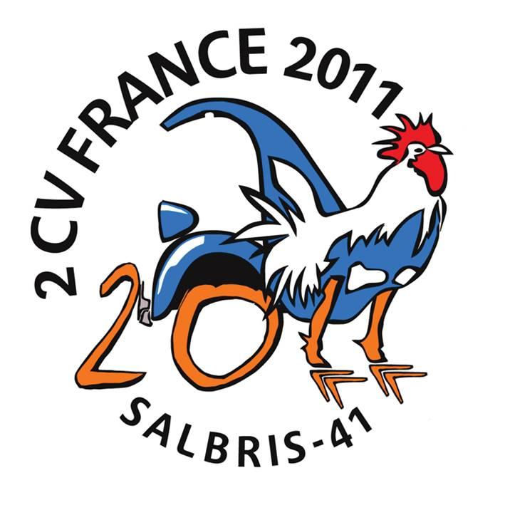 Rencontre mondiale 2cv 2016
